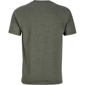 Marmot Alpine Zone t-shirt Heren grijs/olijf